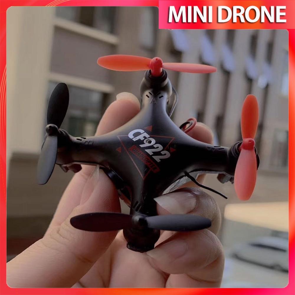 Mini Dron cuadricóptero de bolsillo de carreras con cámara OVNI Juguetes rc helicóptero quadcopter VS S9hW S9 fpv diy Drone juguetes de control remoto