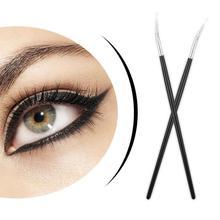 1pc Professional Beauty MakeUp Cosmetic Eye Brush Eyeshadow Eye Brow Tool Lip Eyeliner Brushes Fashi