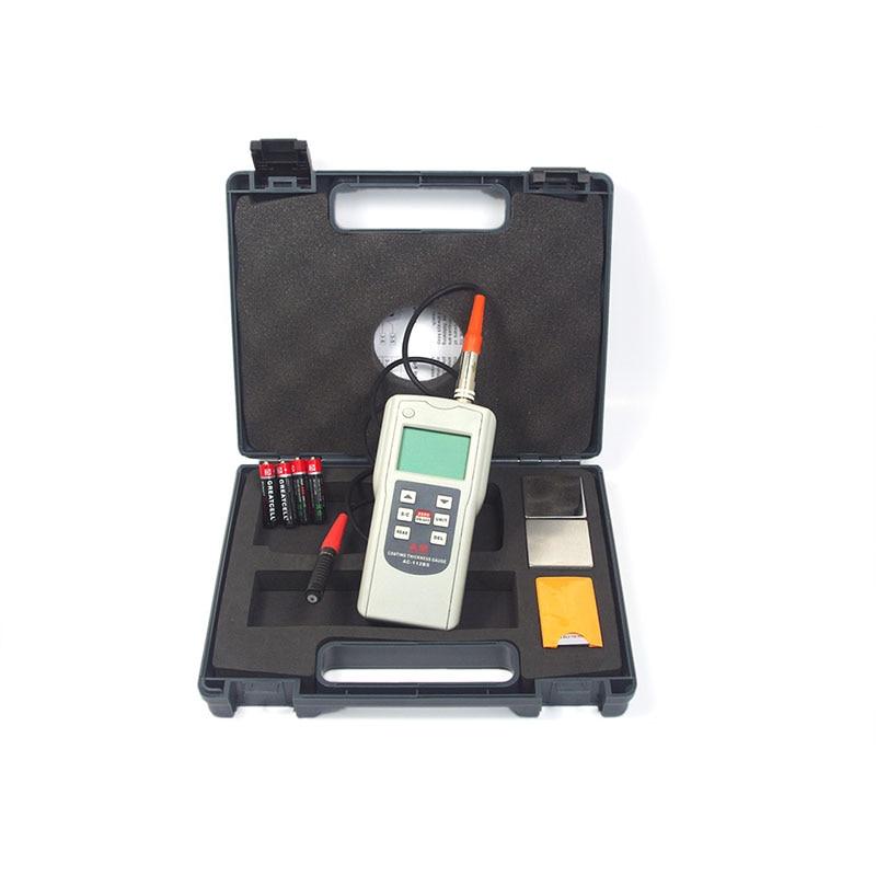 AC-112BS Coating Thickness Gauge  Metal coating thickness gauge enlarge