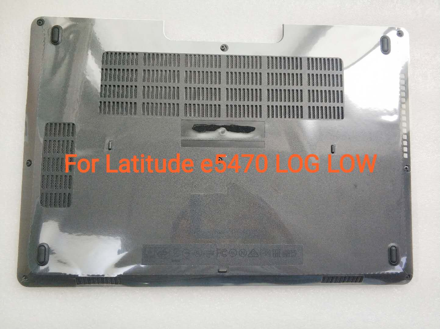 Placa de cubierta inferior para Dell latitude e5470 log DP / N 0TJY1D