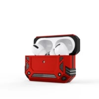 shockproof protective case for airpods pro case heavy duty anti fall earphone fundas cover for airpod pro