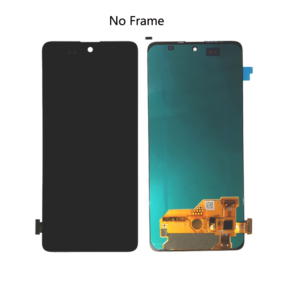 For Samsung Galaxy A51 2019 AMOLED LCD Display Touch Screen Digitizer Assembly Phone A515F/DS A515FD A51 Parts Repair enlarge