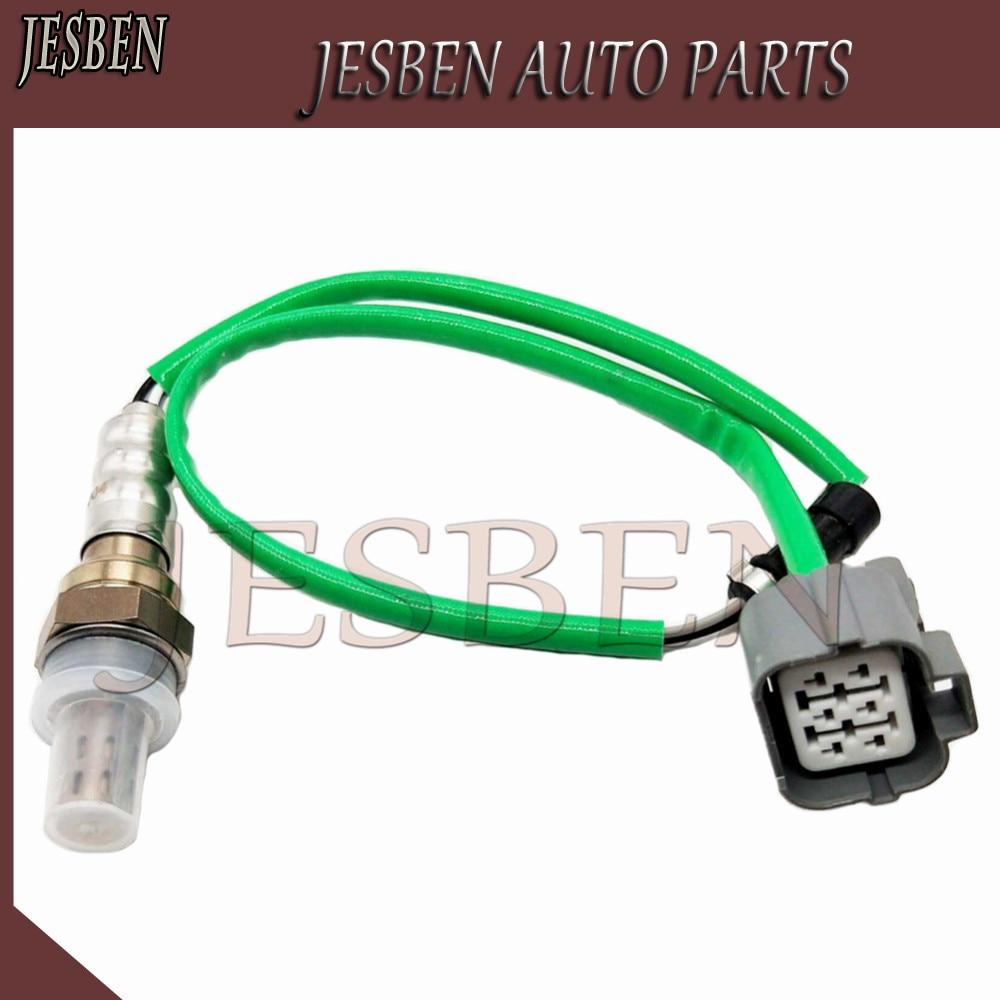 36532-PNA-004 nuevo trasero Downstream MID Lambda sonda O2 Sensor de oxígeno compatible con Honda STREAM 2.0L K20A LA-RN3 2002 NO #36532PNA004