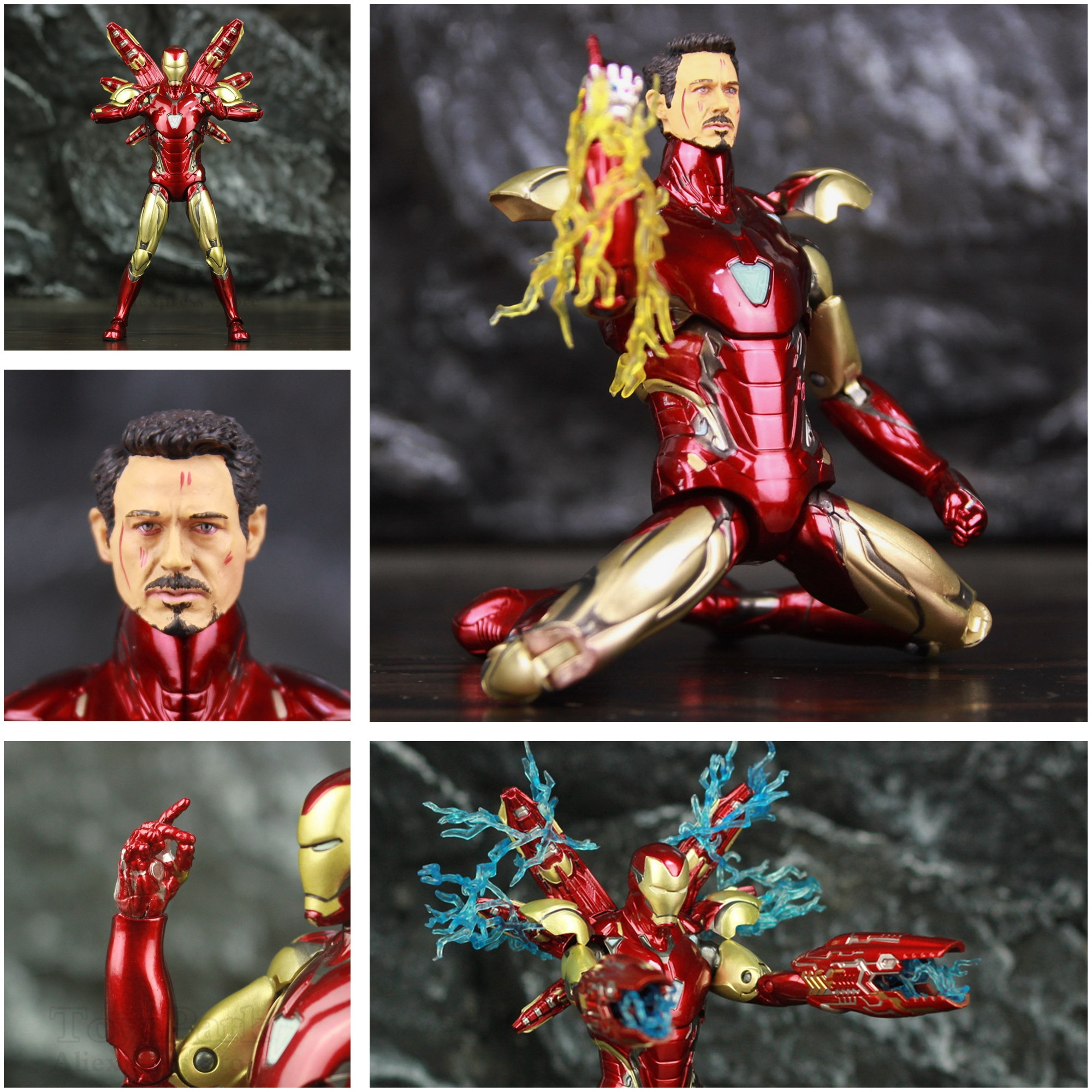 Marvel Iron Man MK85 7