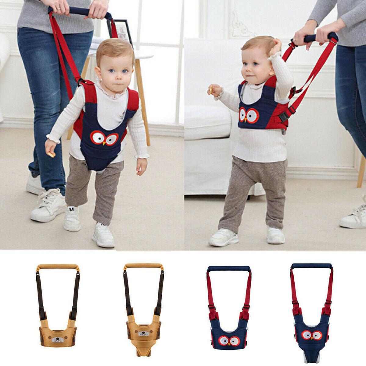 2020 crianças acessórios do bebê da criança andando asa cinto cinto de segurança cinta caminhada assistente do bebê carry arreios & trelas