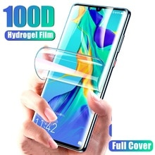Hydrogel Film For Huawei P30 P40 Lite P20 P Smart z 2019 Screen Protector Protective Case on Mate Ho