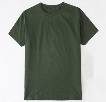 الهيب هوب البرية لون نقي زوجين قصيرة الأكمام قاع قميص تي شيرت DSBN3