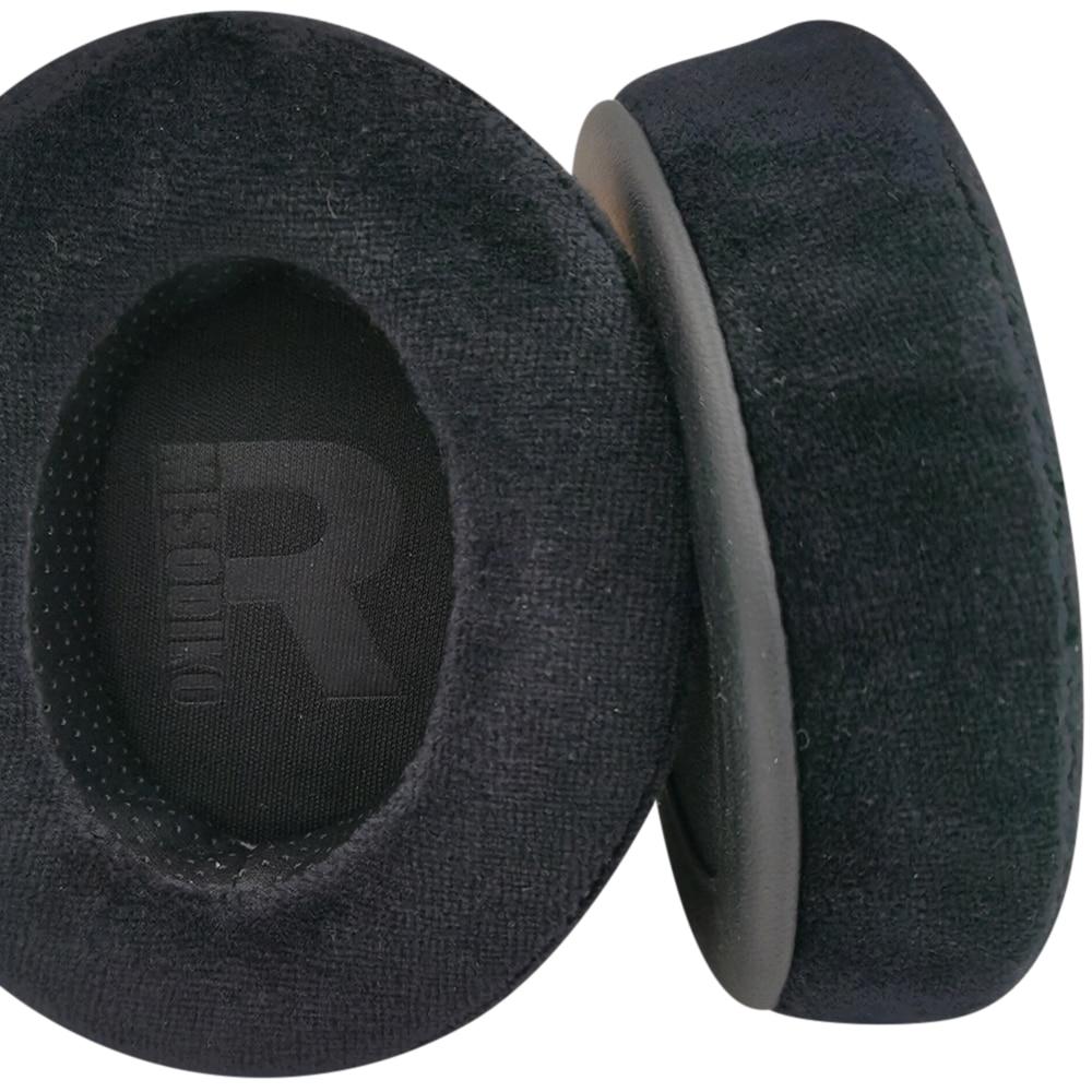 Misodiko [ترقية مريح] الأذن وسادات المساند استبدال قطع الأذن ل ATH-M50x M40x M30x MSR7 ، شور SRH440 SRH840 SRH1440 SRH1840