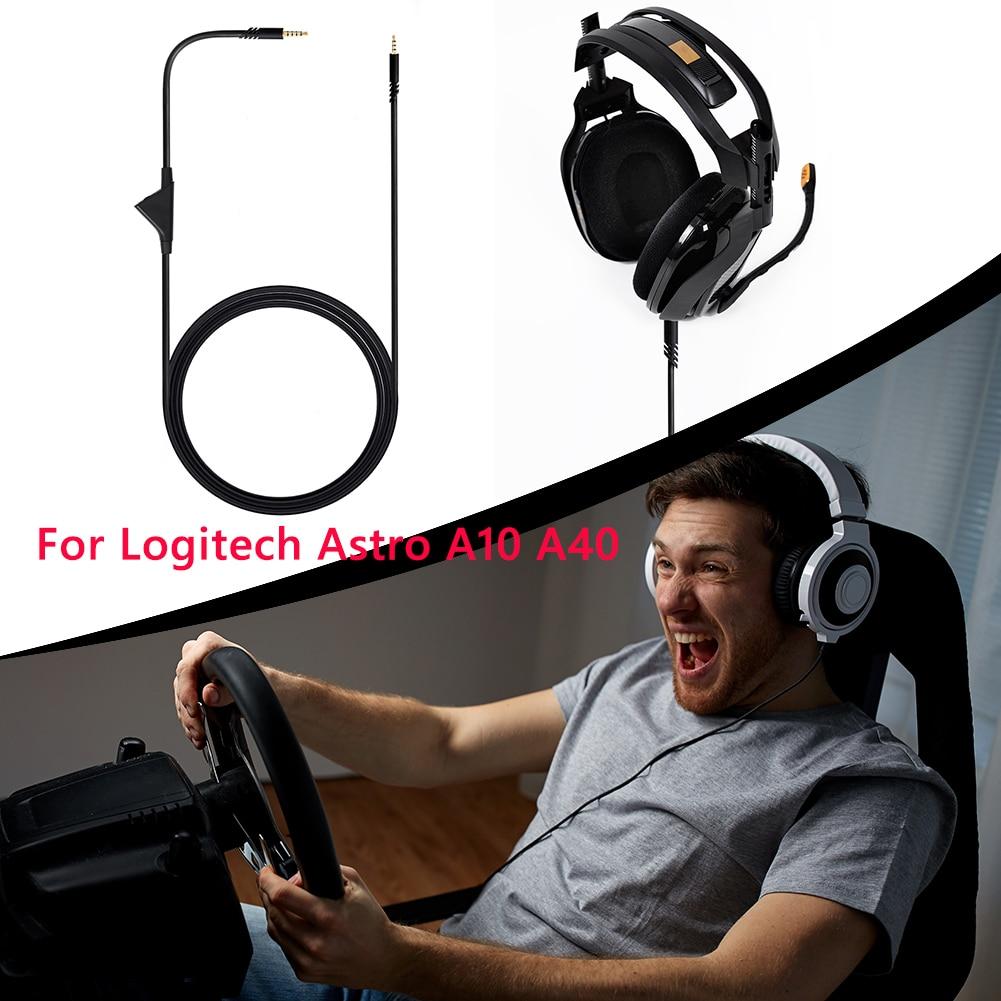 Microauriculares de reducción de ruido para videojuegos, Micro micrófono de reducción de...