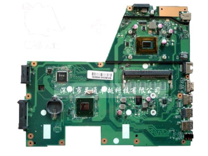 Placa base X551CAP para ASUS X551CA F551CA portátil placa base F551CA REV2.2 CPU I3 4GB trabajo de prueba 100%