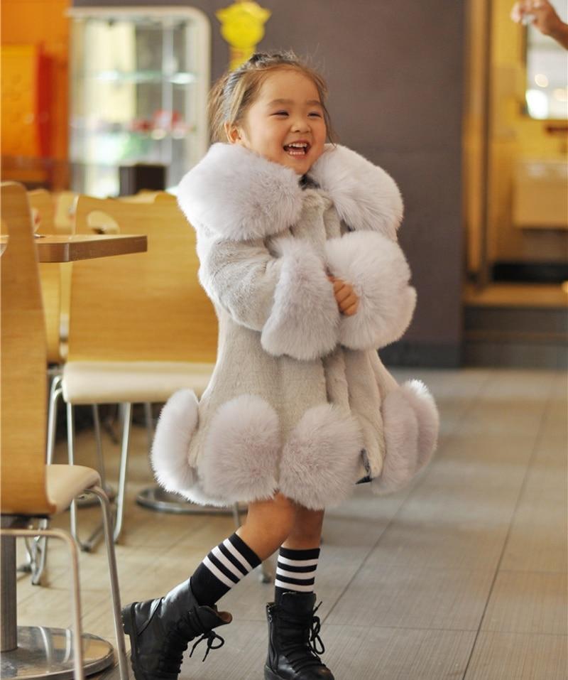 AliExpress - New 2018 Baby Girls Long Sleeve Winter Wedding Faux Fur Brand Fur Coat for Girls Formal Soft Party Coat Kids Wedding Outwear