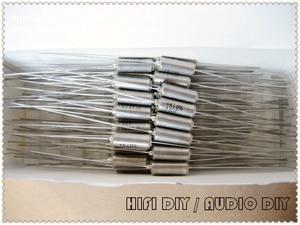 20PCS NEW KEMET T110  33uF/10V 10% 4.5x12.5mm Axial gold sealed tantalum electrolytic capacitor 10v33uf T110B336K010AS 33UF 10V