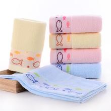 1PCS Towels Bathroom 34x75cm Adult Bath Towels 100% Cotton Absorbent Face Towel Soft Quick-drying Ha