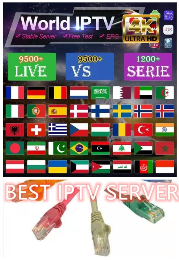 BEST WORLD IPTV3 M3U 4K MAG FRANCE XXX EUROPE ITALY NETHERLAND SPAIN PORTUGAL TURKEY POLAND BELGIUM SMART TV CABLE FREE TEST