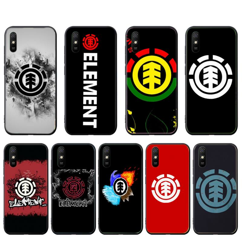 ZFGHSHYQ Element Skateboard vida cubierta funda de teléfono para Xiaomi 5 6...