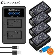 NP-FW50 NPFW50 caméra Batterie 2000mAh 7.4V np fw50 batteria + LED Double Chargeur pour Sony a6500 a6300 A7SM2 RX10 II NEX-3 3N 5C 5T