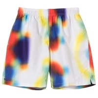 new summer mens leisure shorts sports running fitness breathable beach pants 3d printed rose loose mid rised clothing