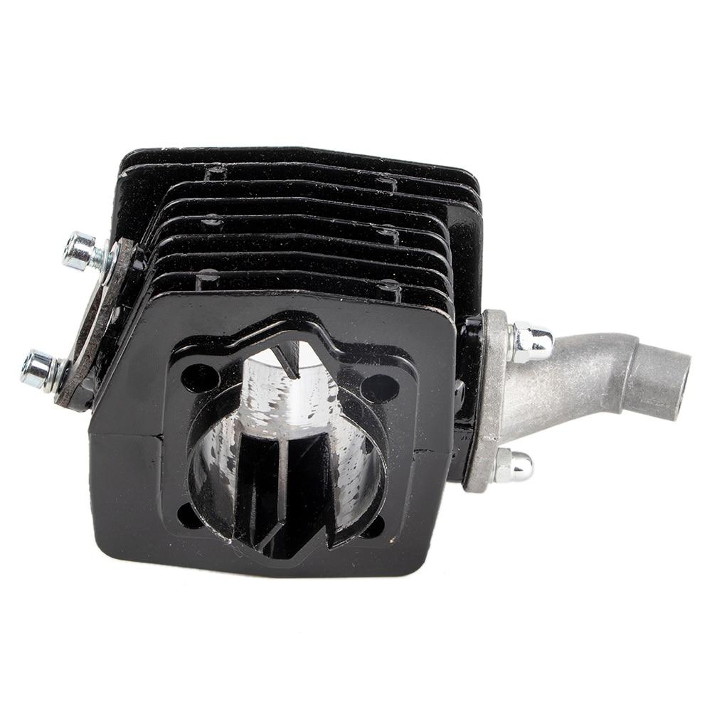80cc 40mm Engine Motor Cylinder Piston Pin Set Fit For Motorized Bicycle Bike Motor Black enlarge