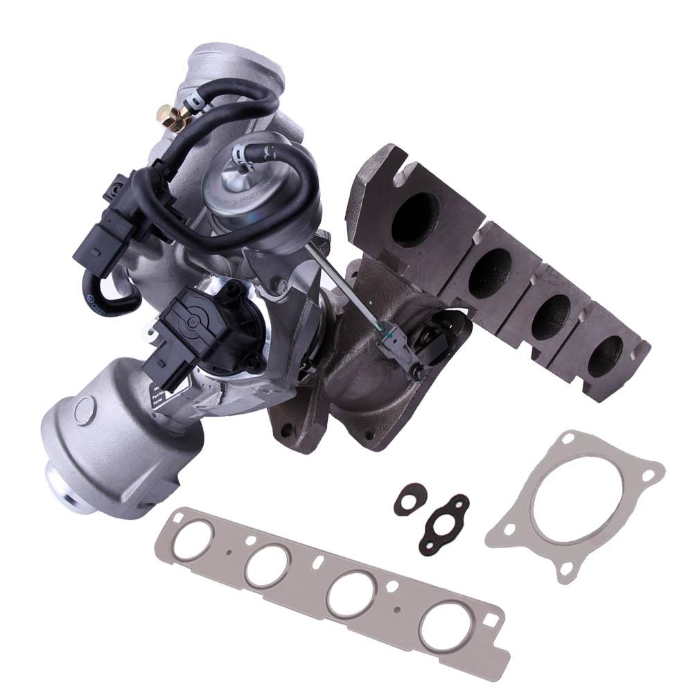 06D145701B Turbo turbocompresor para Audi A4 A6 S4 S6 2,0 TFSI B7 BUL BWE 200HP K03