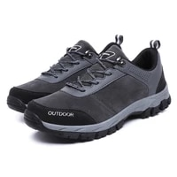 big size shoes men sneakers lace up casual mens shoes lightweight breathable walking footwear climbing shoes high quality