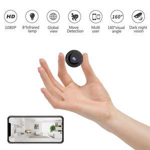 NEW App Mini Wifi Camera 1080P Security Home Surveillance Smart Night Vision HD Video Motion Sensor IP Remote Monitor Phone