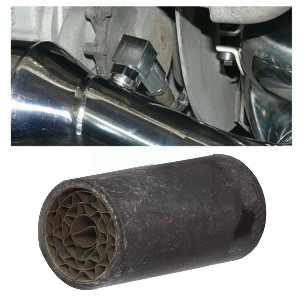 Аксессуары для автомобильных датчиков кислорода, 1 шт., миниатюрные каталитические аксессуары, конвертер для автомобиля X2J4