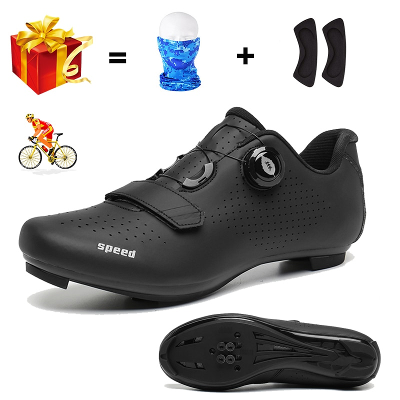 Ventosear-zapatos de Ciclismo para hombre y mujer, calzado para bicicleta de montaña...