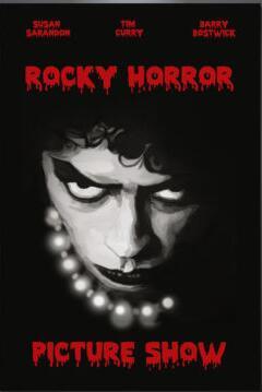 Die Rocky Horror Picture Show SILK POSTER Dekorative malerei Wand malerei 24x36inch