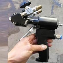 Vente en gros pour spray chrome liquide A et B Double buses P 2 pistolet
