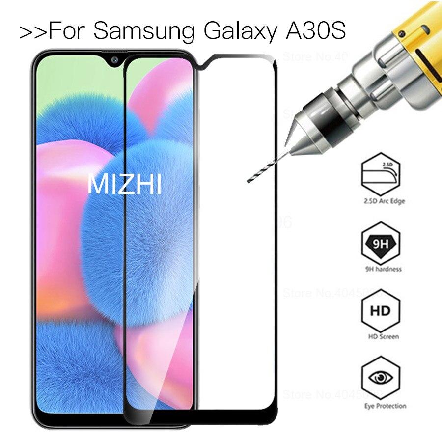 Vidrio protector para samsung a30s vidrio templado para samsung galaxy a30s a30 s a 30 30 s a307f película protectora de pantalla