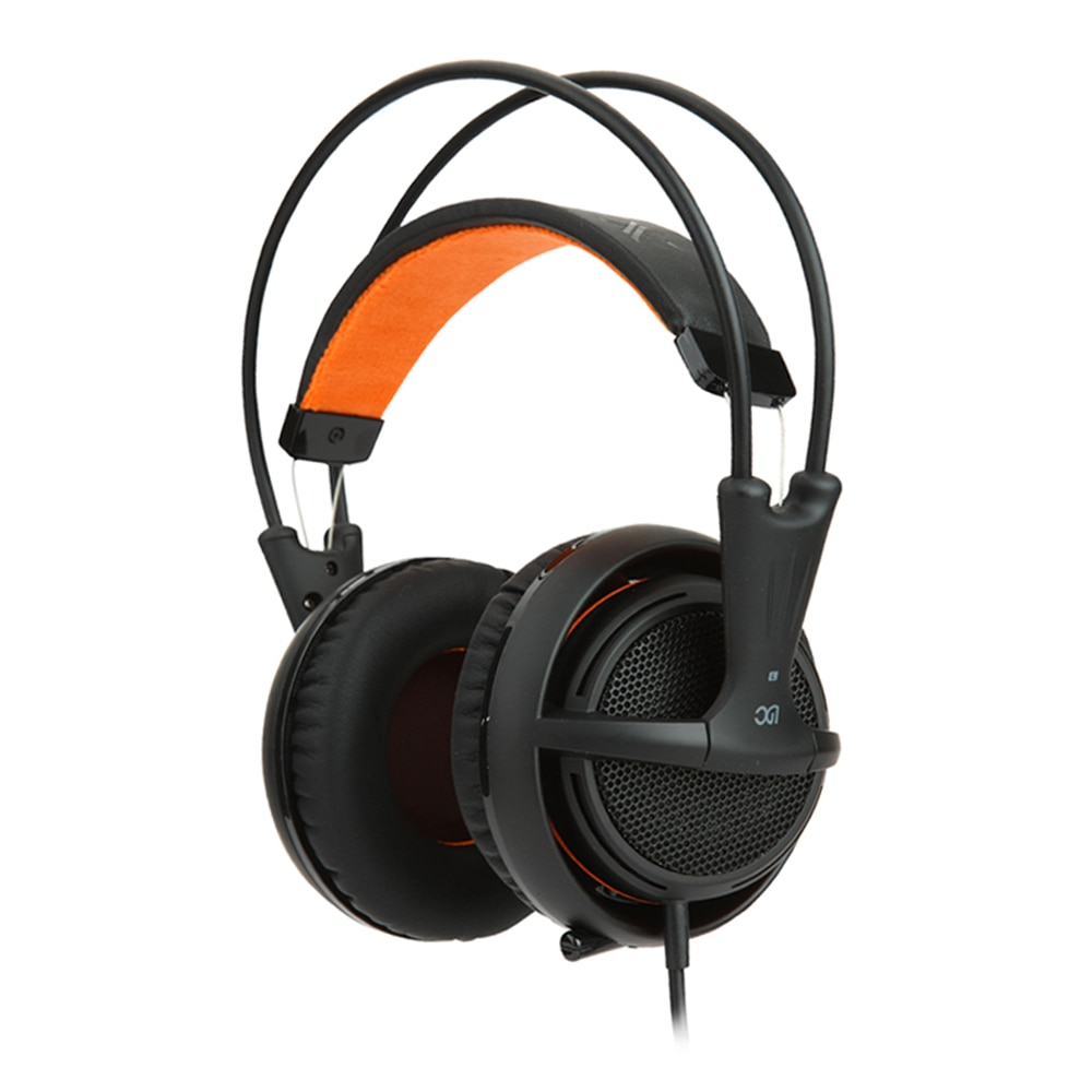 Brand Headsets With Retractable Mic Suspension Headband Protein Leather Earcups Stereo Computer Headset for E-sports Gaming XBOX enlarge