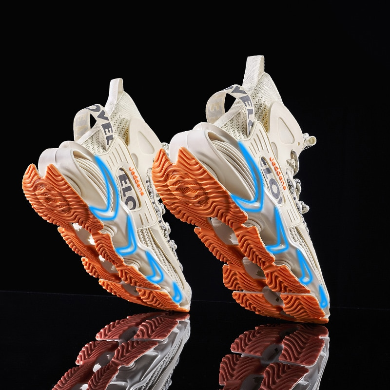 أحذية رياضية للرجال ، أحذية تنس فاخرة ، أحذية رياضية غير رسمية ، أحذية الجري ، أحذية موكاسين عصرية