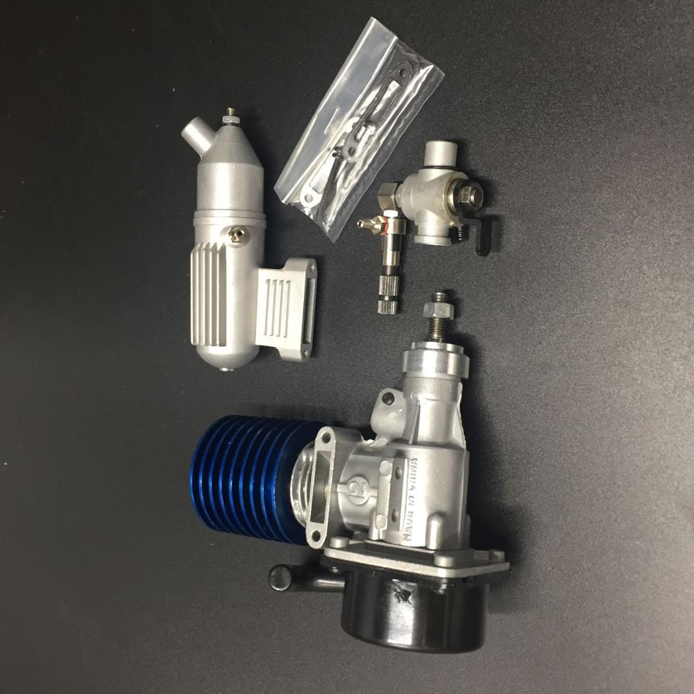 ASP 12th Motor 2.0cc 12CXH Nitro Motor para HPI kyosho 1/12 escala Rc coche aeronave