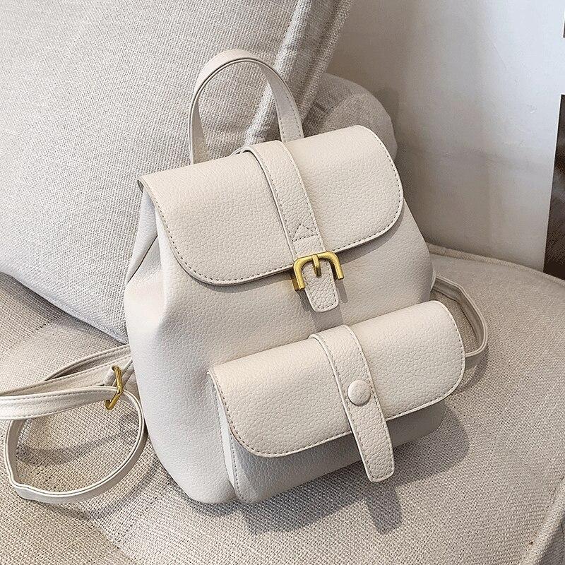 Роскошные Брендовые женские рюкзаки, Дамский ранец, школьный рюкзак в стиле преппи для девочек, винтажная сумка