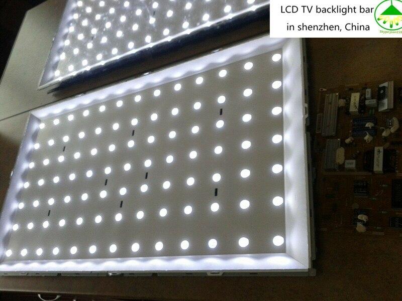 14 قطعة التلفزيون أشعة إضاءة ليد لسامسونج UE40F6200AK UE40F6320AK UE40F6330AK UE40F6350AW شريط إضاءة خلفي Lr كيت 13 LED مصابيح عدسة