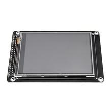 Nueva pantalla TFT LCD de 3,2 pulgadas + protector TFT/SD para módulo MEGA 2560 LCD traducción de nivel SD 2,8 3,2 Debido a Arduino
