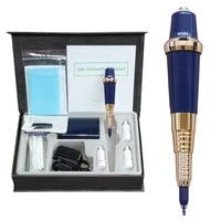 permanent tattoo full tattoo pen make up machine kit giant tattoo machine battery tattoo machine for 3 colors