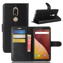 Wiko View Prime Case Wiko View Prime Cover 5.7 inch Luxury Wallet PU Leather Phone Case For Wiko Vie