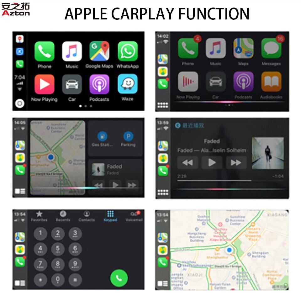 AI CarPlay caja coche interfaz de vídeo para Porsche Cayenne 911 718 Panamera sistema Android jugar mapa de Google Youtube Neflix