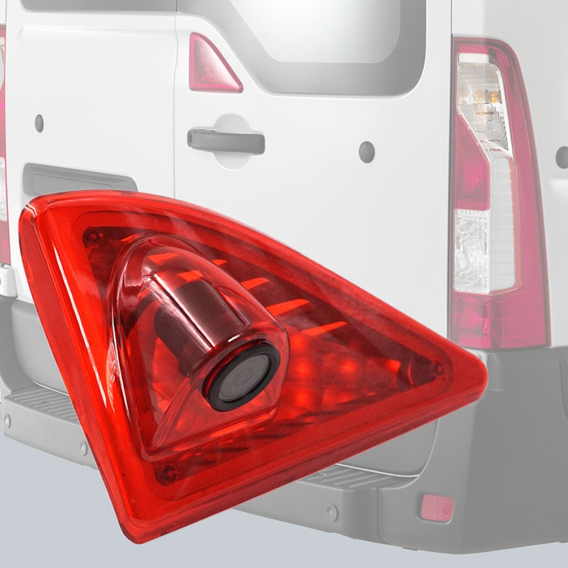 12V автомобильный стоп-сигнал заднего вида камера заднего вида резервная 3-я ночного видения парковка для 2010-2016 Master/Nissan NV400/Opel Movano