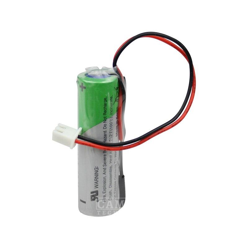 2pcs XL-060F inteligente água/gás/medidor de eletricidade hastes de patrulha baterias er14505 SL-360 3.6v bateria de lítio