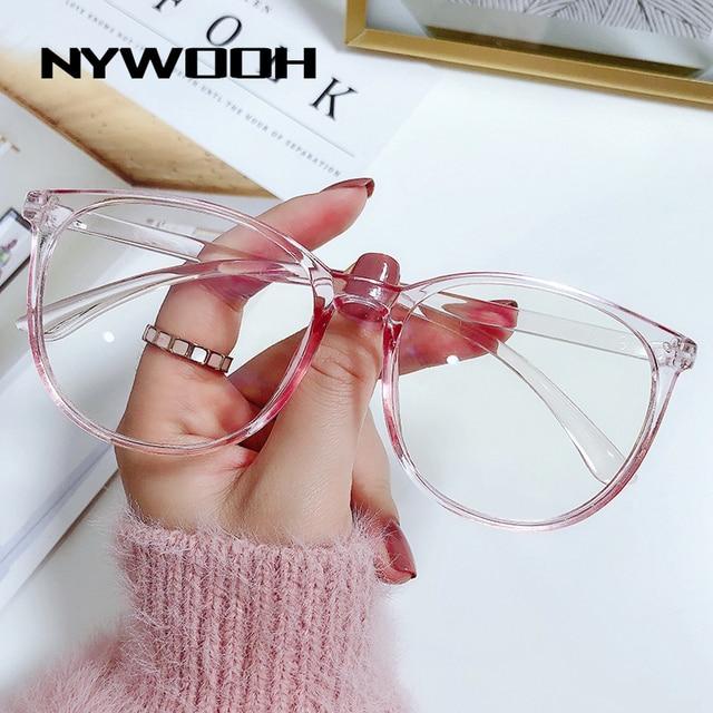 -1.0 1.5 2.0 to 6.0 Black Finished Myopia Glasses Men Women Transparent Eyeglasses Prescription Student Shortsighted Eyewear 2