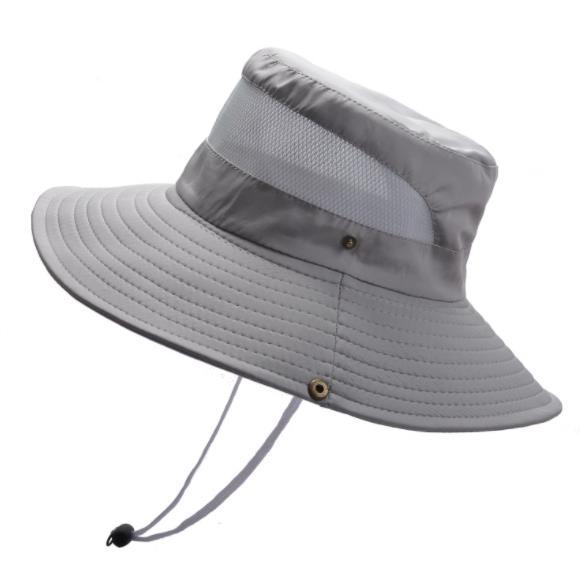 Широкополая шляпа с цветочным принтом на рыбалку охоту шапка, защищающая от УФ-излучения Кепку Для мужчин