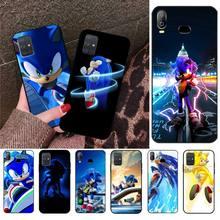Animation Sonic The Hedgehog TPU Soft Silicone Phone Case Cover For Samsung A10 A20 A30 A40 A50 A70 A80 A71 A51 A6 A8 2018