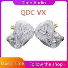QDC Anole VX ecouteurs professionnels haut de gamme phare Armature équilibrée bouchons doreilles HiFi Tuning écouteurs personnalisés Dmagic
