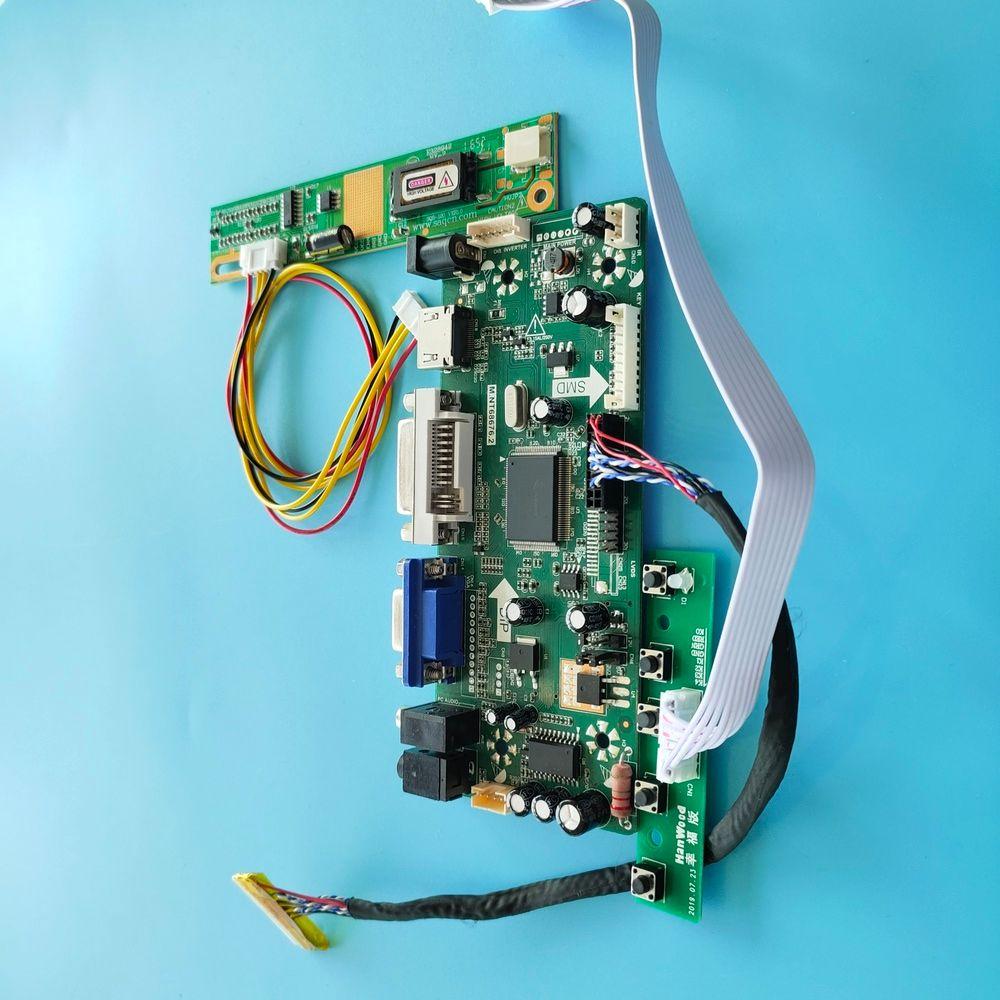 ل LP171WP4(TL)(04)/(TL)(A1)/(TL)(A5)/(TL)(B1)/(TL)(B2)/(TL)(B3) لوحة تحكم HDMI + DVI + VGA شاشة الكريستال السائل لوحة 30pin 1440X900