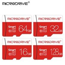 100% reale Kapazität Speicher Karte Micro SD Karte 8GB 16GB 32GB 64GB 128GB U1 u3 TF Karte Für Smartphone Tablet geschenk adapter