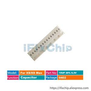 For iphone Xs/Xs max Capacitor C2630 C2629 C2621 C2619 C2616 C2613 C2581 C3190 C3110 C3111 C3112 C3113
