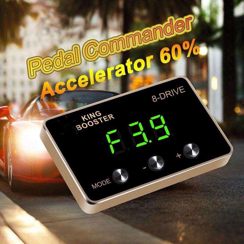 Controlador de acelerador DIY refuerzo de velocidad v3 para JEEP mando para gran CHEROKEE KK WRANGLER JK