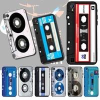 hpchcjhm fashion classical old cassette tape soft silicone phone case for vivo y91c y17 y51 y67 y55 y93 y81s y19 v17 vivos5